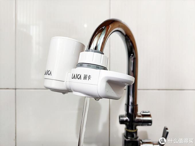 除氯、除菌、三种出水方式——莱卡水龙头直饮净水器评测