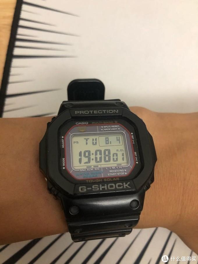 说说手上的3块腕表⌚️