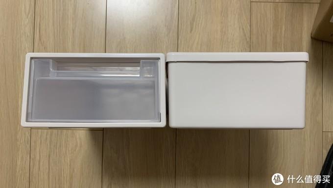 图书馆猿の白菜价 稻草熊 抽屉式塑料收纳箱 简单晒
