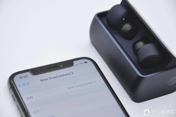 五星级耳机依然能够迎来突破,RHA TrueConnect2真无线蓝牙耳机