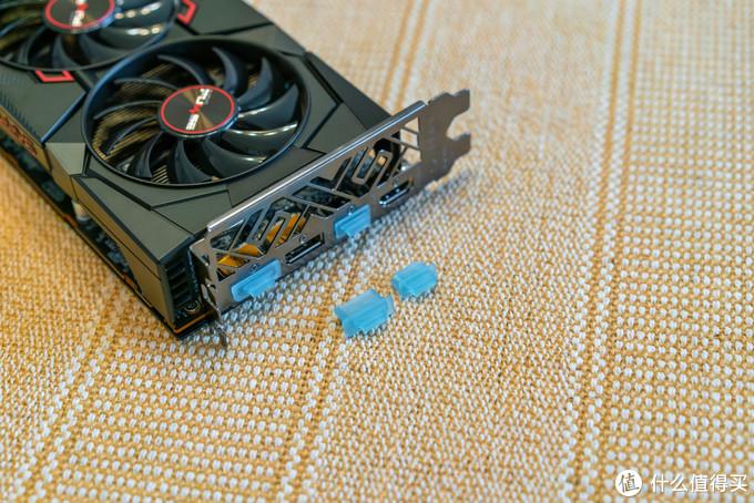 蓝宝石祖传的双DP+双HDMI接口