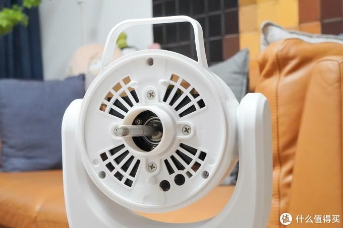 体感舒适,天猫精灵加持,AK智能静音空气循环扇晒单