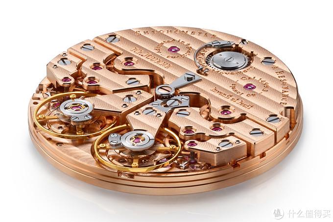 Chronometre a Resonance 共振机芯