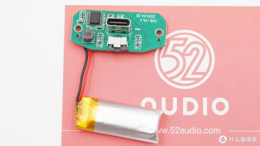 联想最新真无线耳机TrackPods内置微源LP7802A六合一充电仓专用IC