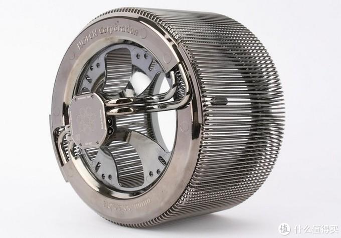 曾打造无风扇酷似滚筒的散热器:韩国Nofan散热器大厂已停止运营