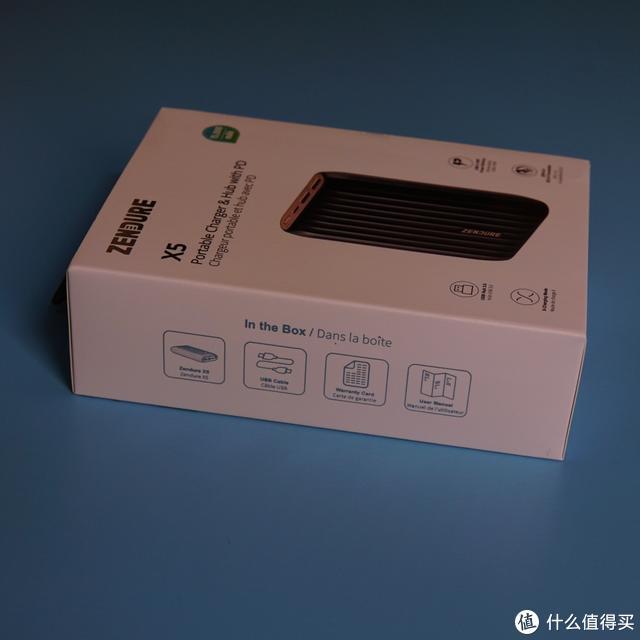 能充笔记本还能当USB HUB的充电宝了解一下?Zendure X5真是别出心裁