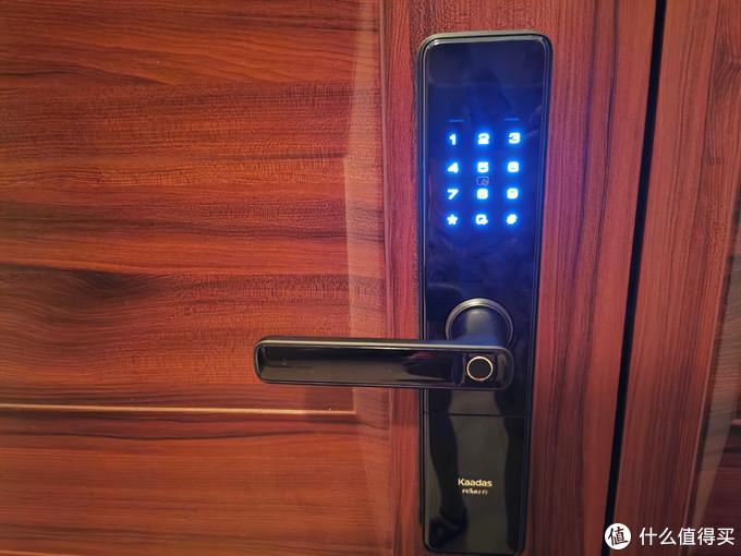 Wi-Fi直连、远程智控:甄选凯迪仕F1智能门锁,守候每一位家人安全归家