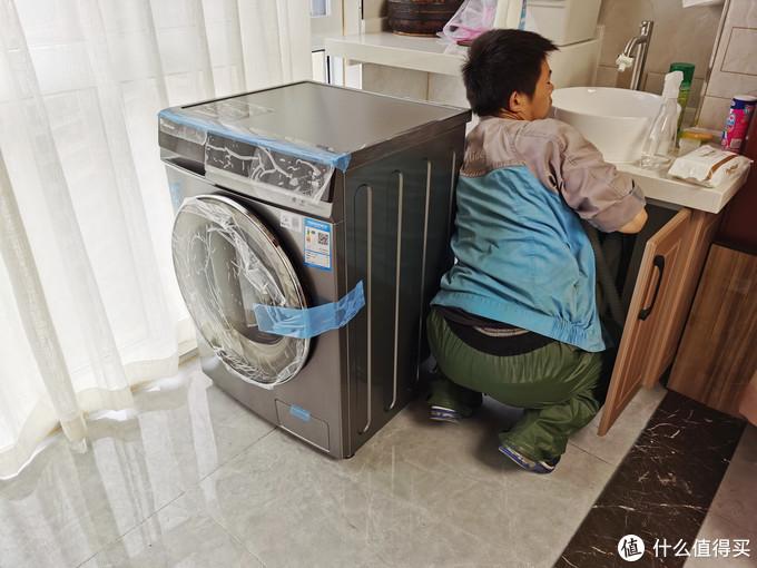 真香!值友专享价!小天鹅TG100V88WMUIADY5滚筒洗衣机开箱