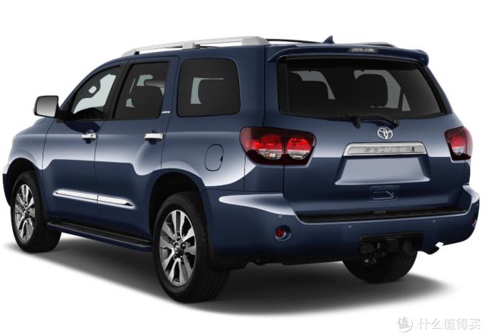 """号称丰田""""巨无霸"""",这台SUV很多人只知其名,你了解吗?"""