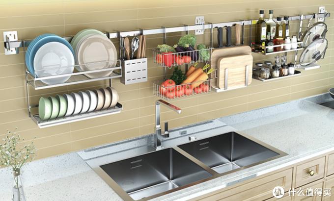 翻遍阿里巴巴,15件厨房空间扩容、收纳整理好物,小空间也不显凌乱
