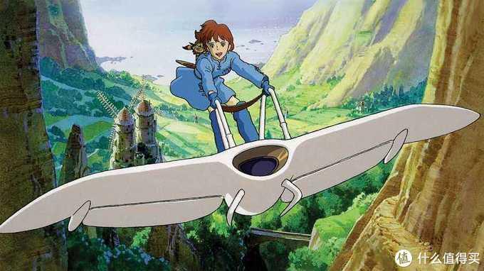宫崎骏的动画,一想起就仿佛回到了童年