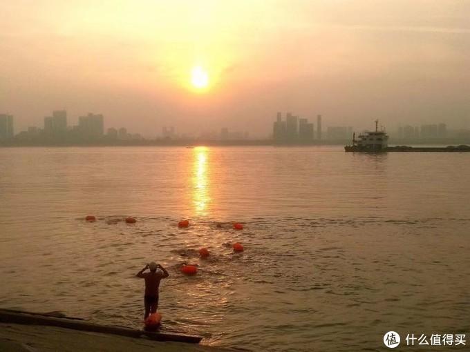 一个武汉大叔的夏季游泳装备