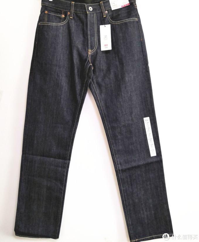 经典直筒牛仔裤(4048488)