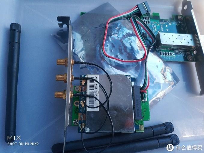 qca9880大功率wifi模块和专用转接卡