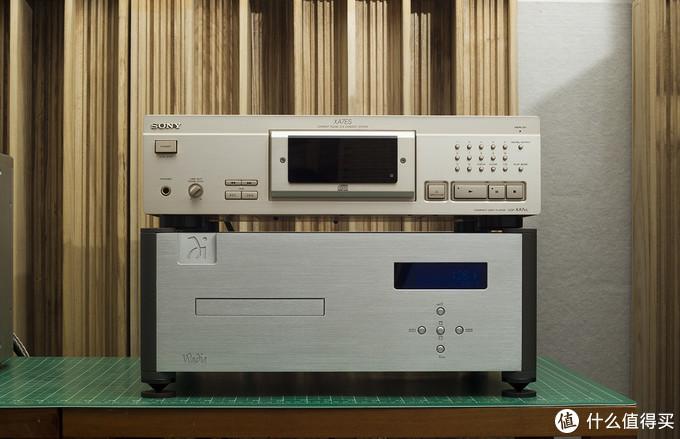 7千元的索尼XA7ES对比两万五的Wadia 381战果如何?