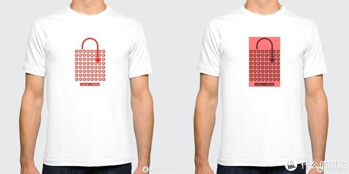 值友T恤设计大赛:最爱值得买