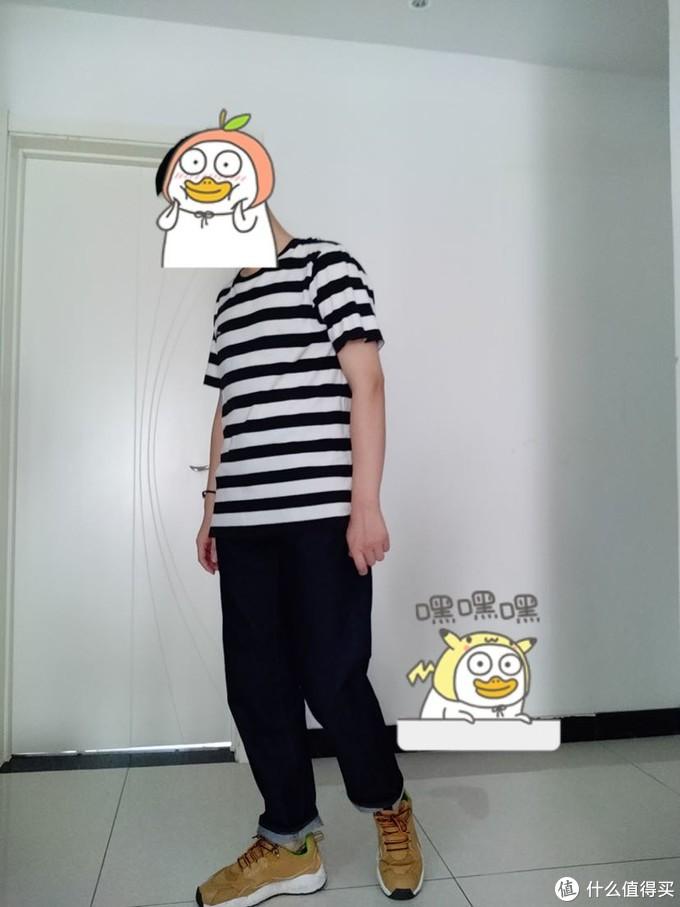 重头戏的3D牛仔裤