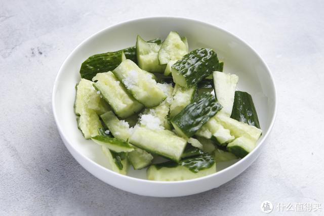 爽脆又开胃的凉拌黄瓜,老公直夸做得好吃!