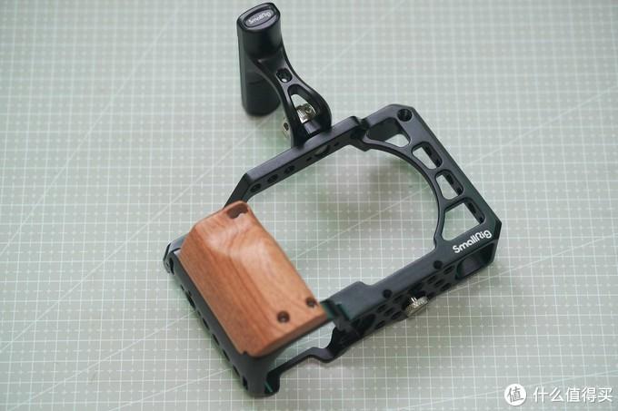 为你的相机披上装甲 | SmallRig斯莫格索尼A6400兔笼使用体验