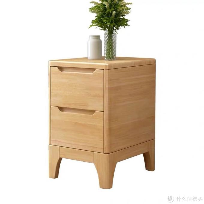 图:明雁住宅家具 床头柜