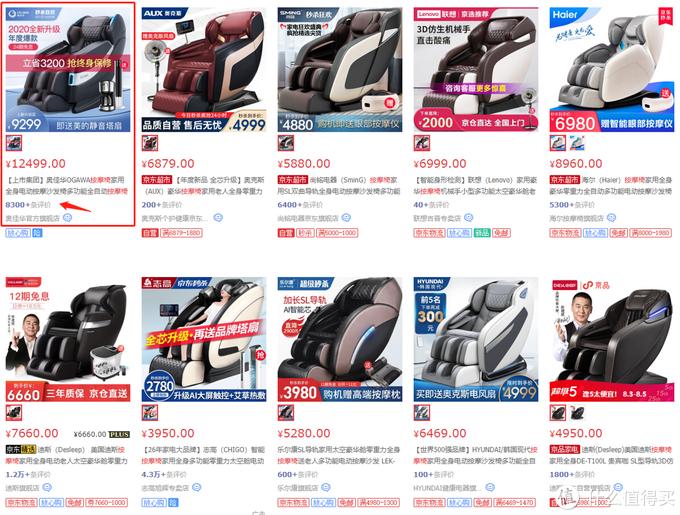 「按摩椅选购指南」要么别买,要么买个好用的