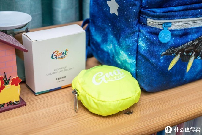 开学新装备,GMT for kids挪威儿童书包分享