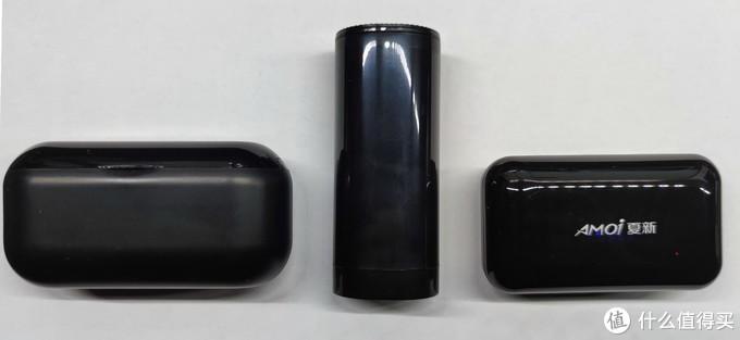 夏新F9蓝牙耳机三剑客简单对比晒单