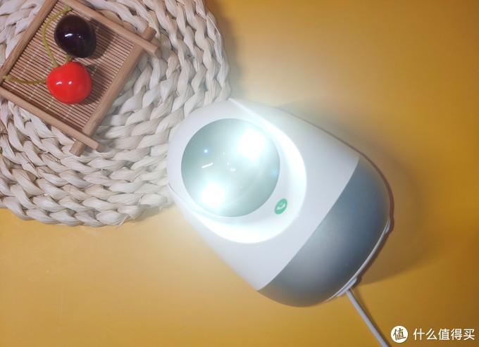 360智能摄像机:2K画质、双向通话,晚上也能有全彩画面?