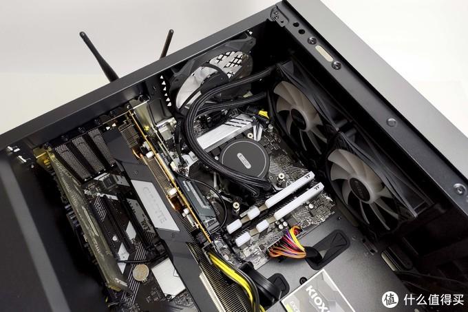 10代黑苹果攒机记—WIFI6网卡、水冷、RGB跑马灯全都有