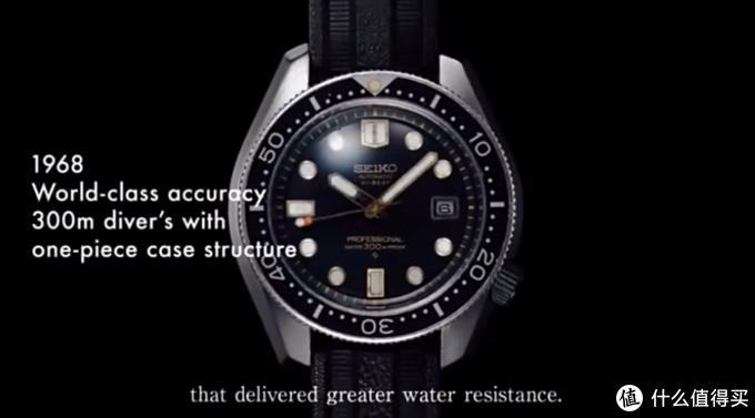1968 Hi-beat Diver's 300M