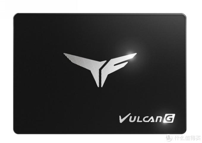 Team十铨发布T-FORCE Vulcan G SSD固态硬盘:550MB/s读取、最高1TB