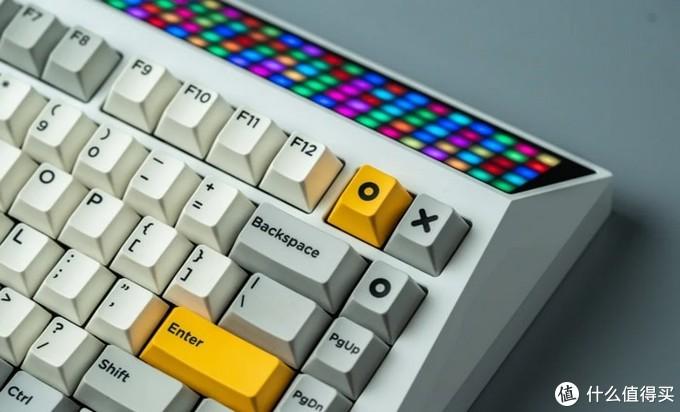 可编程LED背景图案、可插拔轴,赛博朋克风格:怒喵科技CYBERBOARD机械键盘上线众筹