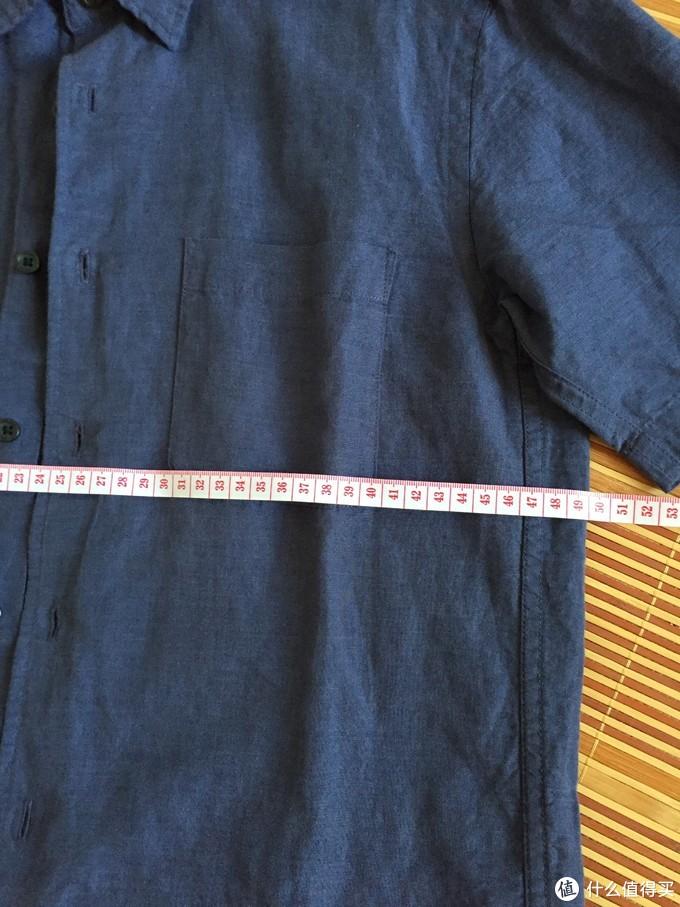 炎炎夏日,来一件麻棉短袖衬衫