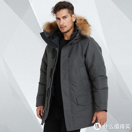 2020 羽绒 派克 Parka 大衣 棉服 对比