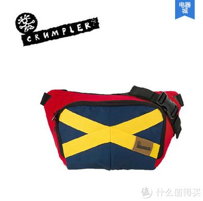 CRUMPLER酷普乐/澳洲小野人ME2001斜挎包及外出扩展组合