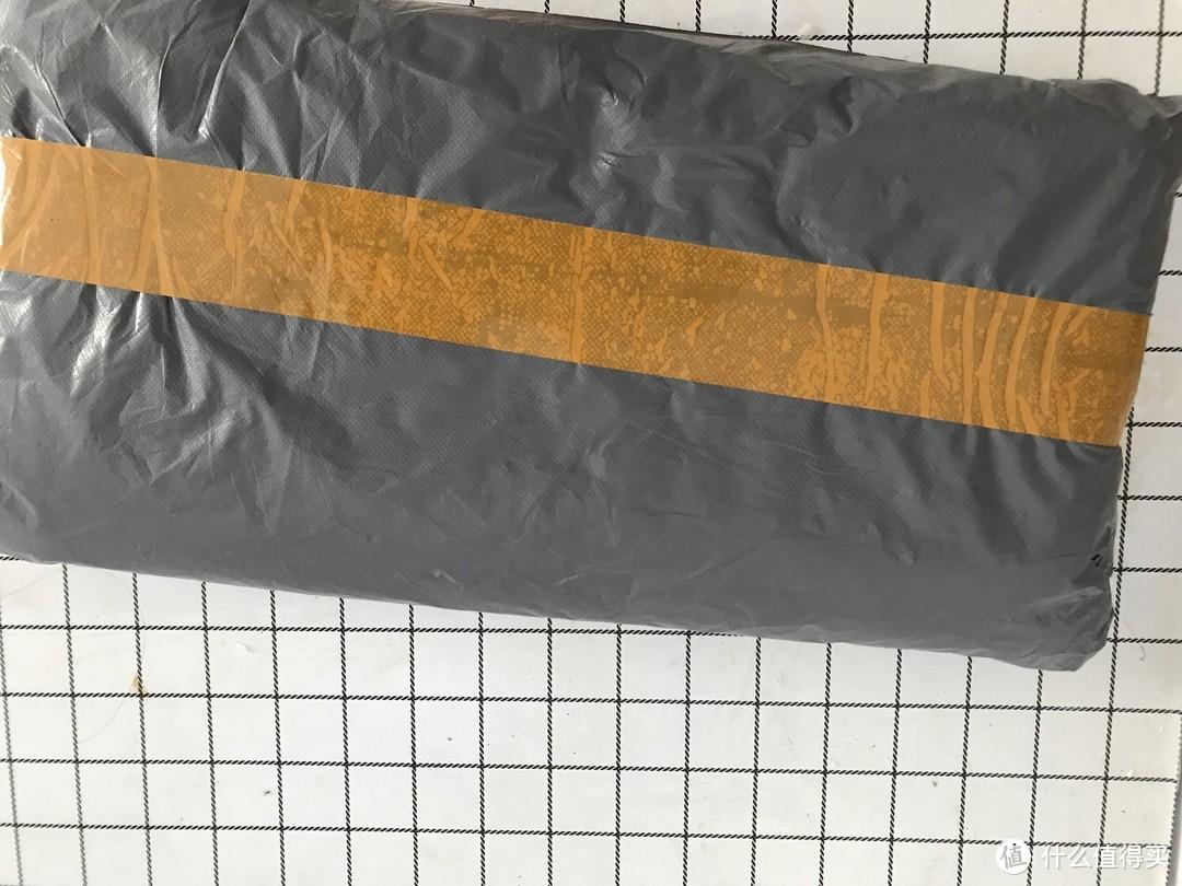 包裹采用产品盒外裹层层气泡塑料膜