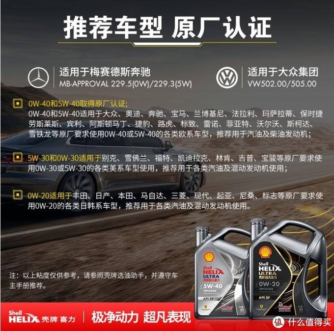 昂克赛拉保养的机油选择(线上渠道)