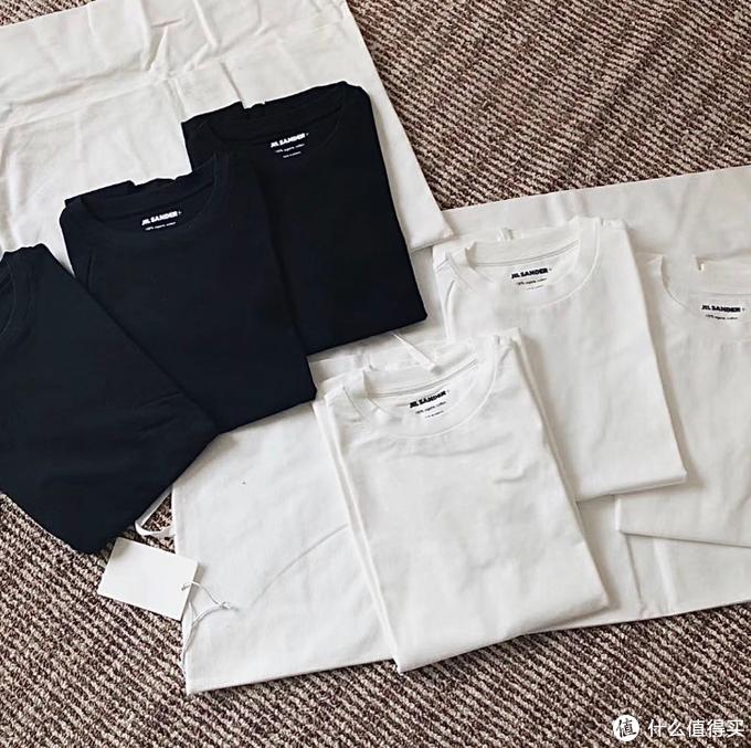 12个品牌纯色T恤横评