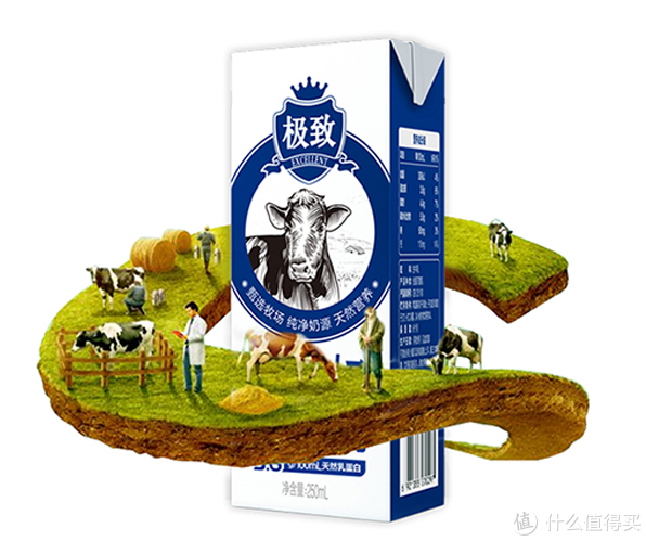 三线城市买牛奶的心酸心得:非蒙牛伊利的11款巴氏奶/常温奶点评!(国产篇)