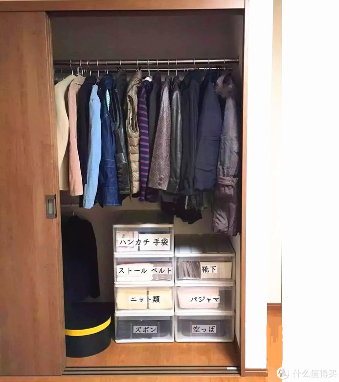 """卧室不要再做衣柜,学习日本人做""""壁橱"""",收纳力强又好用!"""