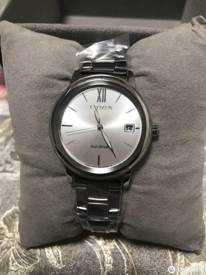 Citizen | 西铁城 日本正品FE6090-85A光动能女士腕表