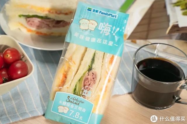 吃光106个三明治和饭团,得出了这份便利店早餐报告