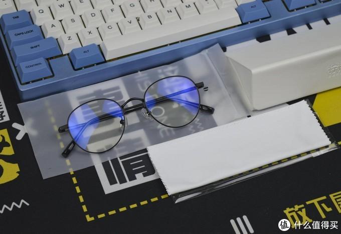 入门级防蓝光眼镜:柠檬93001众测体验报告
