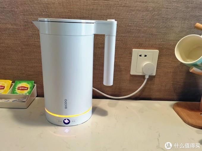 智能水温随心调,精准控温每一度:荣耀亲选-施铂智能恒温电热水壶使用体验