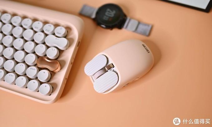 键盘界中的宝马MINI,洛斐奶茶键鼠套装入手