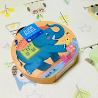 小妞的春节宅家项目之美乐52片大块拼图