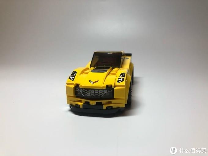 GoLe Speed 75870 雪弗兰科尔维特Z06