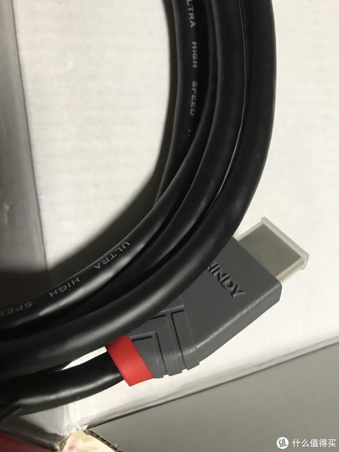 推荐一个靠谱的线材品牌——德国Lindy林迪HDMI2.1金属线开箱