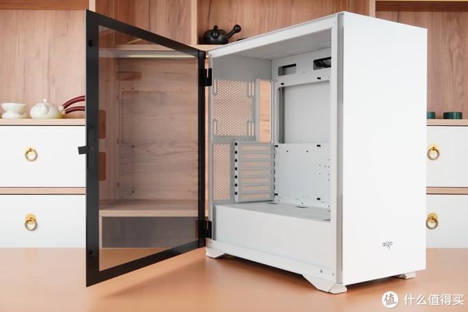 夏天到了来点清凉的设计,爱国YOGO K1机箱推荐