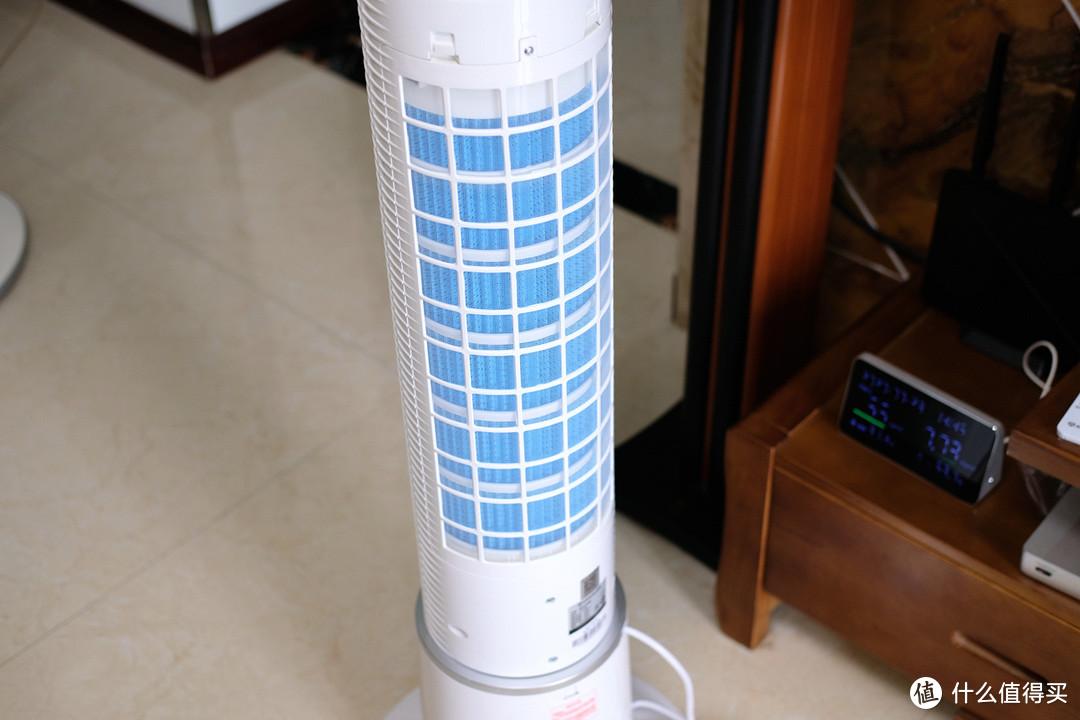 AIRMATE艾美特 塔式冷风扇CC-R9 上手体验